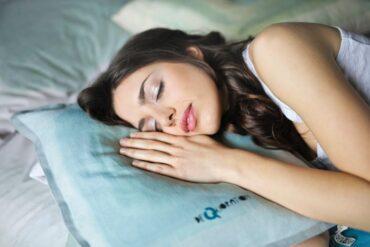 God søvn i den rigtige seng